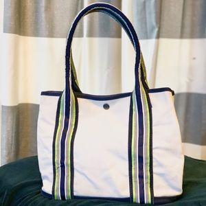 J.Crew Canvas tote/shoulder bag